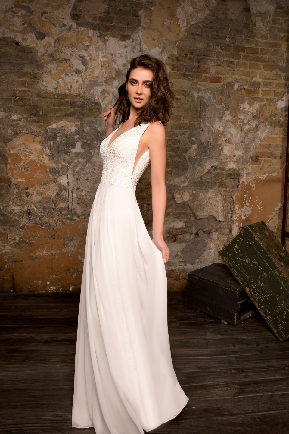 Bohemian, Boho, bohobride, bohochic, bohorock, bridal, bridaldress, bridalgown, collection2019, Herve, Herve Paris, herveparis, Paris, Reims, Rock, you can never go wrong with paris